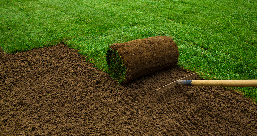 Turfing & Landscaping on the Wirral